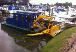 waterwitch Dredger